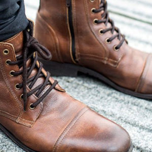 How To Select The Best Leather Boots?