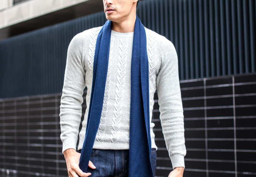 3 tips to style your knitwear with Marks & Spencer