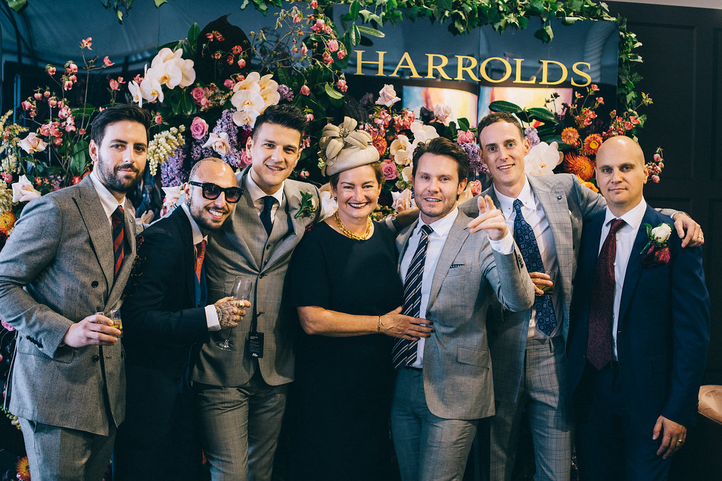 Harrolds Caulfield Cup fashion at Spring Racing Carnival in Melbourne